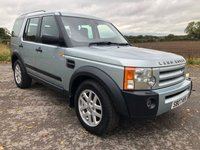 2007 LAND ROVER DISCOVERY 2.7 3 TDV6 XS 5d 188 BHP £6995.00