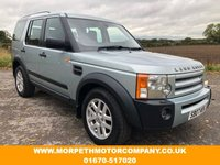 USED 2007 07 LAND ROVER DISCOVERY 2.7 3 TDV6 XS 5d 188 BHP ***FANTASTIC TOW VEHICLE***