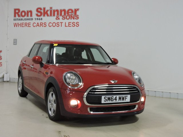 View our 2014 64 MINI HATCH ONE 1.2 ONE 5d 101 BHP with Pepper Pack