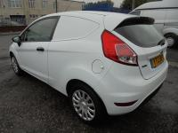 USED 2013 13 FORD FIESTA 1.5TDCI PANEL VAN EURO5 FSH & SERVICED FOR SALE