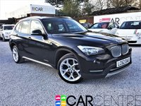 USED 2012 62 BMW X1 2.0 XDRIVE20D XLINE 5d 181 BHP 2 PREVIOUS OWNERS +TAN LEATHER