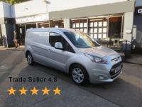 USED 2018 FORD TRANSIT 240 Limited 1.6TDCi 115ps L2 LWB*Excellent Spec* AIRCON~ALLOYS~BLUETOOTH~E/PACK