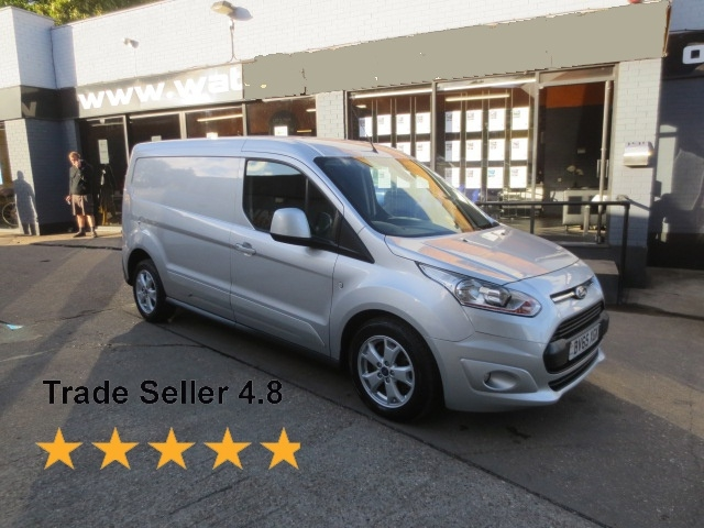 View our 2018 FORD TRANSIT 240 Limited 1.6TDCi 115ps L2 LWB*Excellent Spec* AIRCON~ALLOYS~BLUETOOTH~E/PACK