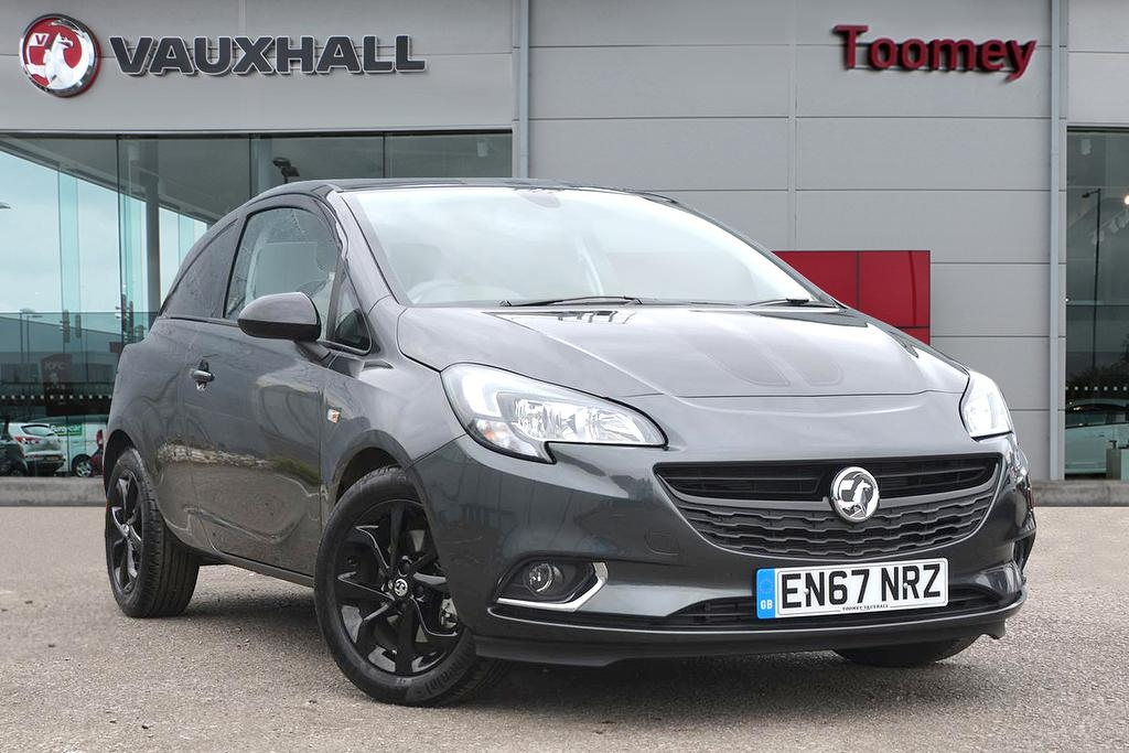 View our 2017 VAUXHALL CORSA LIMITED EDITION NAV CDTI S/S 1.3