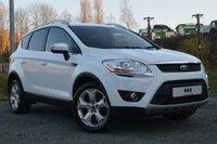 2011 FORD KUGA 2.0 TITANIUM TDCI AWD 5d AUTO 163 BHP £9790.00