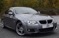 2011 BMW 3 SERIES 2.0 320D M SPORT 2d 181 BHP CREAM LEATHER 19 INCH ALLOYS £8990.00
