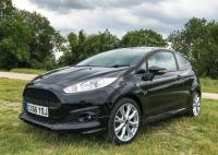 USED 2016 FORD FIESTA  1.5 SPORT TDCI PANEL VAN 3dr SERVICED + WARRANTY + 1 OWNER