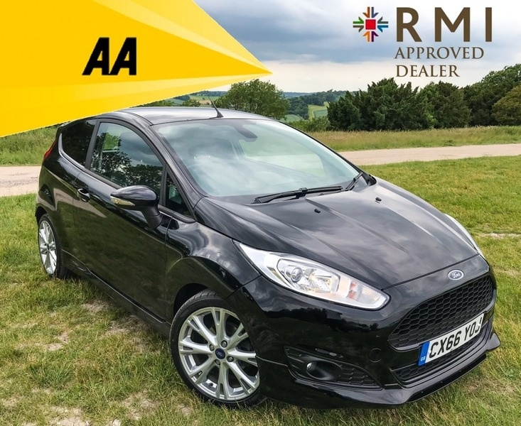 View our 2016 FORD FIESTA  1.5 SPORT TDCI PANEL VAN 3dr