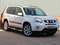 USED 2014 14 NISSAN X-TRAIL 2.0 TEKNA DCI 5d AUTO 148 BHP STUNNING LOW MILEAGE EXAMPLE