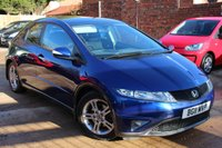 USED 2011 11 HONDA CIVIC 1.8 I-VTEC SE 5d 138 BHP **** BEAUTIFUL HONDA CIVIC WITH EXCELLENT SERVICE HISTORY ****