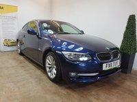 2011 BMW 3 SERIES 3.0 330D SE 2d AUTO 242 BHP £9500.00