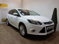 2011 FORD FOCUS 1.6 ZETEC 5d 124 BHP £5990.00