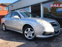 USED 2007 57 VAUXHALL VECTRA 1.8 VVT EXCLUSIV 5d 140 BHP