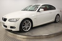 USED 2010 10 BMW 3 SERIES 2.0 320I M SPORT 2d 168 BHP