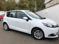 2013 RENAULT SCENIC 1.5 DYNAMIQUE TOMTOM ENERGY DCI S/S 5d 110 BHP £5995.00