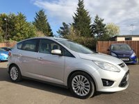 2011 FORD C-MAX 2.0 TDCI TITANIUM 5d AUTOMATIC VERY LOW MILEAGE EXAMPLE £7500.00