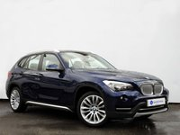 USED 2012 62 BMW X1 2.0 XDRIVE18D XLINE 5d AUTO 141 BHP Full Service History Throughout, In Fantastic Condition