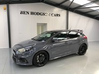 2017 FORD FOCUS 2.3 RS 5d 346 BHP £28995.00