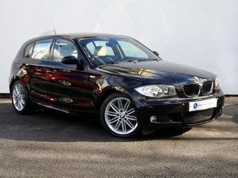 2007 BMW 1 SERIES 2.0 118D M SPORT 5d 141 BHP