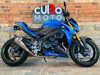 2015 SUZUKI GSX-S1000 AL6 ABS  £7990.00