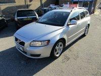 2011 VOLVO V50 1.6 DRIVE ES S/S 5d 113 BHP £5495.00