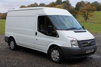 2012 FORD TRANSIT 2.2 280 1d 99 BHP £7000.00