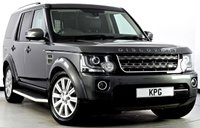 USED 2016 16 LAND ROVER DISCOVERY 4 3.0 SD V6 SE Commercial 5dr Auto £29,995 + VAT = £35,994