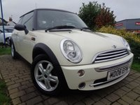 USED 2006 06 MINI HATCH COOPER 1.6 COOPER 3d 114 BHP **Ideal 1st Car Cheap Insurance 12 Months Mot**