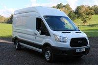2015 FORD TRANSIT 2.2 350 H/R P/V 1d 124 BHP £10000.00