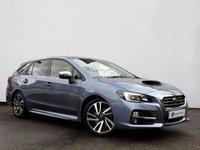 USED 2015 65 SUBARU LEVORG 1.6 GT 5d AUTO 170 BHP 1.6 GT TURBO......