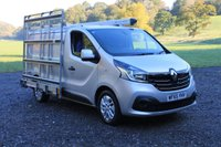2015 RENAULT TRAFIC 1.6 SL27 SPORT DCI S/R P/V 1d 115 BHP FITTED WITH FRAIL AND ROOF BAR SYSTEM £8000.00