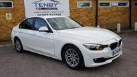 2014 BMW 3 SERIES 2.0 320D EFFICIENTDYNAMICS BUSINESS 4d AUTO 161 BHP £10484.00