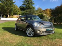 2011 MINI HATCH COOPER 1.6 COOPER 3d 122 BHP £5995.00
