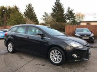 2011 FORD FOCUS 1.6 TITANIUM 5d AUTOMATIC  POWERSHIFT WITH AIR CON AND ALLOYS  £5750.00