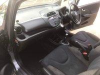 USED 2013 63 HONDA JAZZ 1.3 I-VTEC ES 5d 98 BHP
