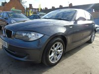 2008 BMW 1 SERIES 2.0 118D SE DIESEL FULL SERVICE DRIVES A1 £2795.00