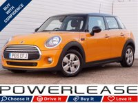 2015 MINI HATCH COOPER 1.5 COOPER D 5d 114 BHP £6989.00