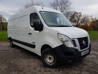 View our NISSAN NV400