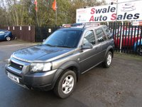 USED 2004 04 LAND ROVER FREELANDER 2.0 TD4 SE STATION WAGON 5d 110 BHP FINANCE AVAILABLE FROM £27 PER WEEK OVER TWO YEARS - SEE FINANCE LINK