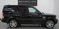 USED 2010 55 LAND ROVER DISCOVERY 3.0 4 TDV6 HSE 5d AUTO 245 BHP