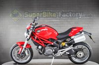 USED 2010 10 DUCATI MONSTER M1100  GOOD & BAD CREDIT ACCEPTED, OVER 500+ BIKES IN STOCK