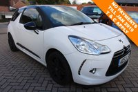 USED 2012 53 CITROEN DS3 1.6 E-HDI ULTRA PRESTIGE 3d 110 BHP