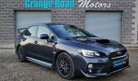 2014 SUBARU WRX 2.5 STI TYPE UK 4d 300 BHP £17950.00