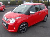 2017 CITROEN C1 1.2 PURETECH FLAIR 5d 82 BHP £7495.00