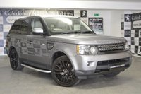 USED 2012 62 LAND ROVER RANGE ROVER SPORT 3.0 SDV6 HSE 5d 255 BHP 2 FORMER KEEPERS with A MAY 19 MOT & SERVICE HISTORY