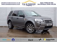 USED 2009 58 LAND ROVER FREELANDER 2.2 TD4 HST 5d AUTO 159 BHP Service History Leather SATNAV Buy Now, Pay in 2 Months!
