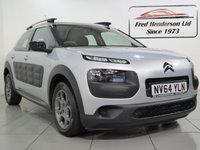 USED 2015 64 CITROEN C4 CACTUS 1.6 BLUEHDI FEEL 5d 98 BHP