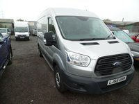 2015 FORD TRANSIT 2.2 350 SHR P/V 1d 124 BHP £7995.00