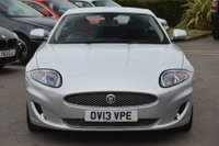 USED 2013 13 JAGUAR XK 5.0 V8 2dr NEW SHAPE*FULL HISTORY