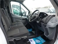 USED 2016 66 FORD TRANSIT ULEZ COMPLIANT 350 L3 H2 LWB MEDIUM ROOF RWD 2.0cc 130 bhp Rare Model With Air Conditioning! Direct from Company With Full Service History, Very Clean Example!
